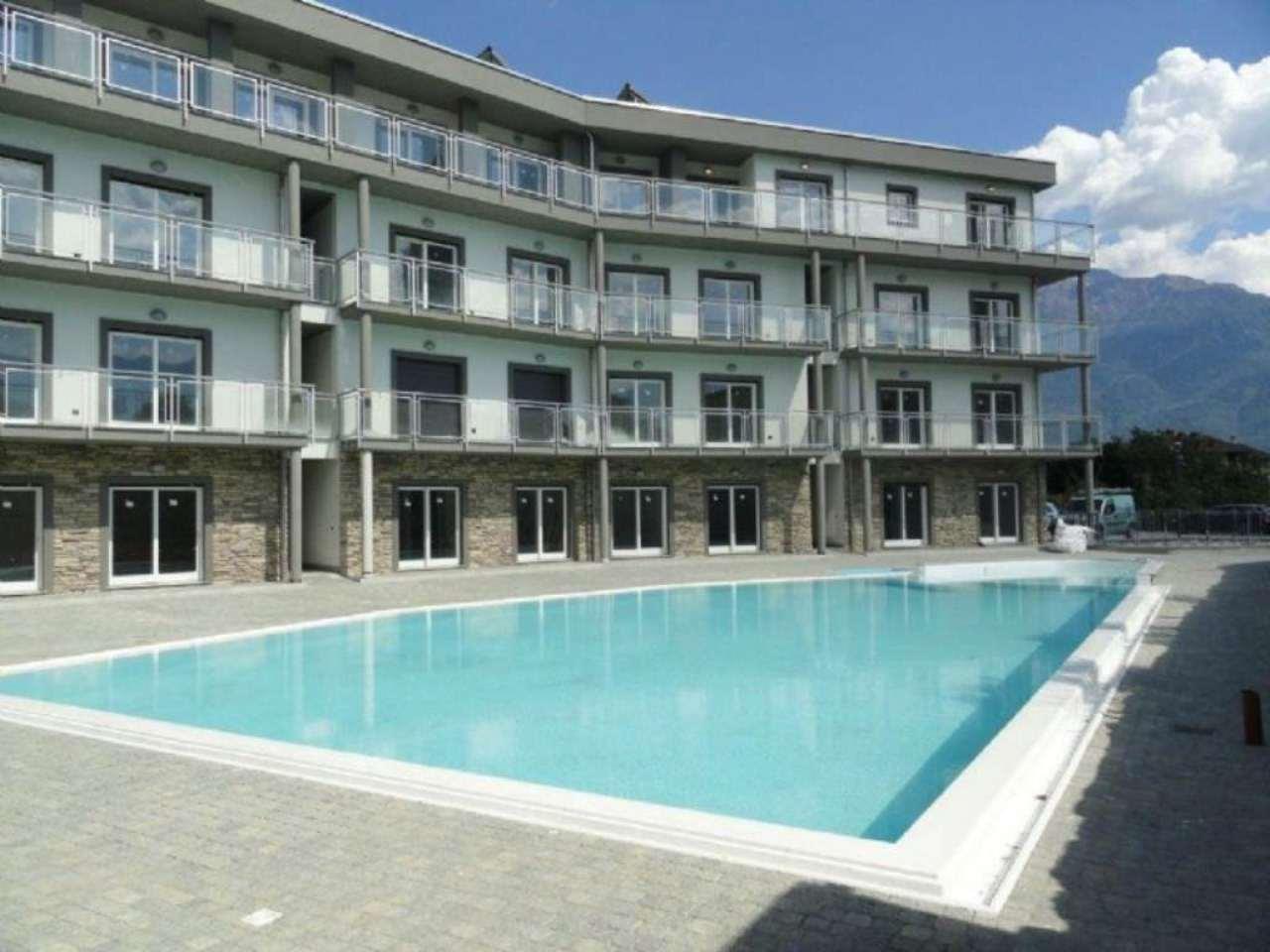 Appartamento in vendita a Domaso, 2 locali, prezzo € 136.000 | Cambio Casa.it