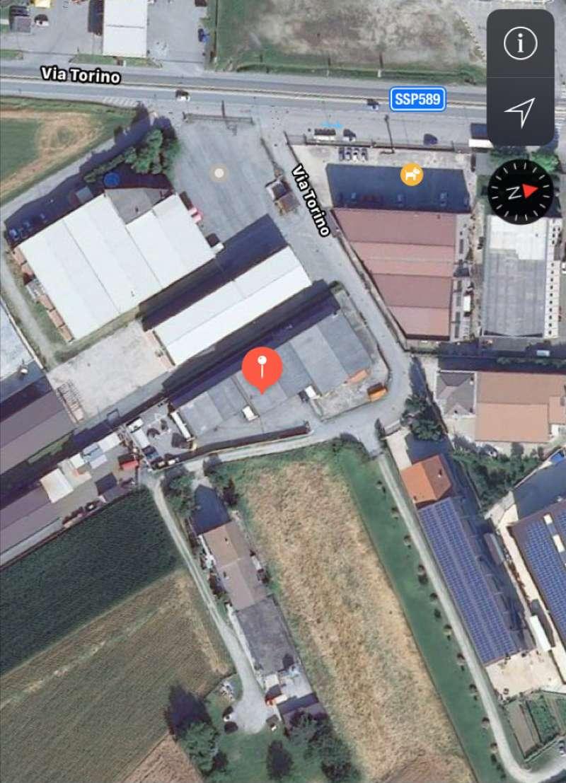 Capannone in vendita a Roletto, 7 locali, prezzo € 230.000 | Cambio Casa.it