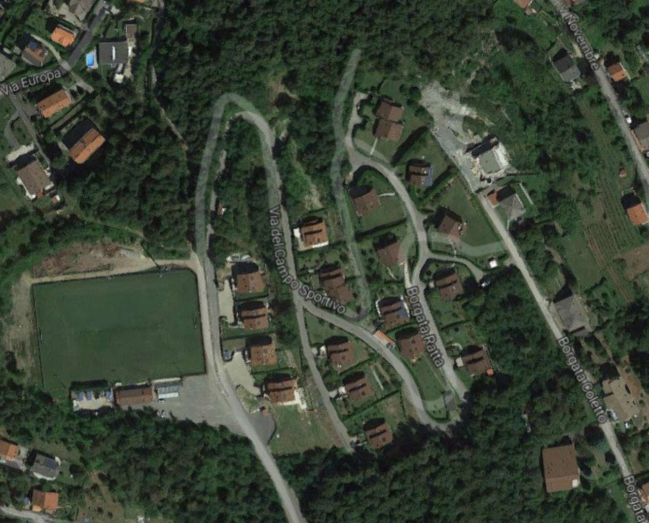 Terreno Edificabile Residenziale in vendita a Rubiana, 9999 locali, prezzo € 45.000 | CambioCasa.it