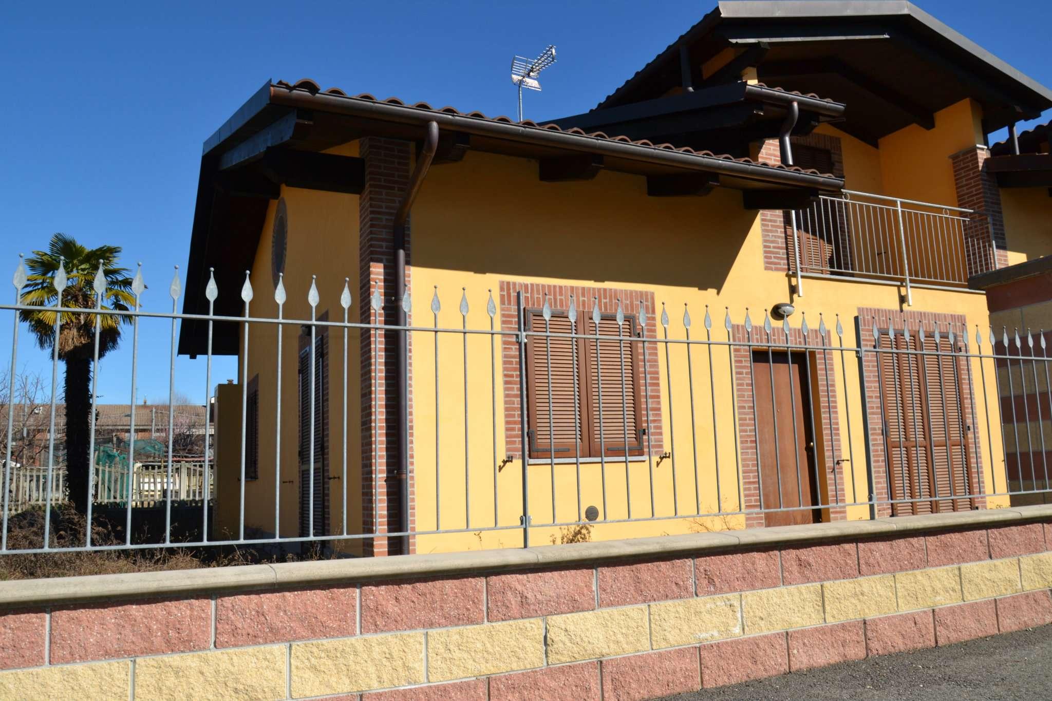 Villetta a Schiera in vendita via don stefano nida 14 Rivarolo Canavese
