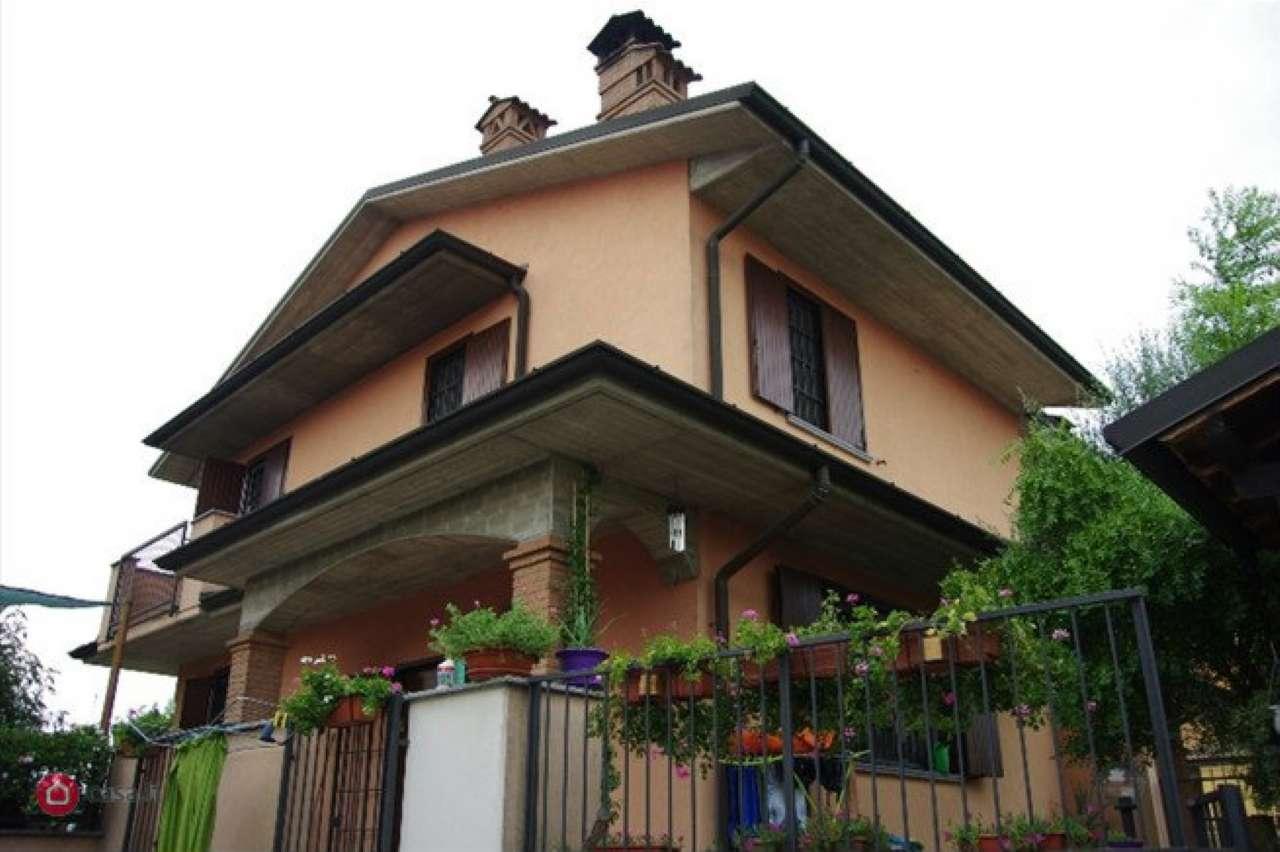 Soluzione Semindipendente in vendita a Salerano sul Lambro, 4 locali, prezzo € 269.000 | CambioCasa.it