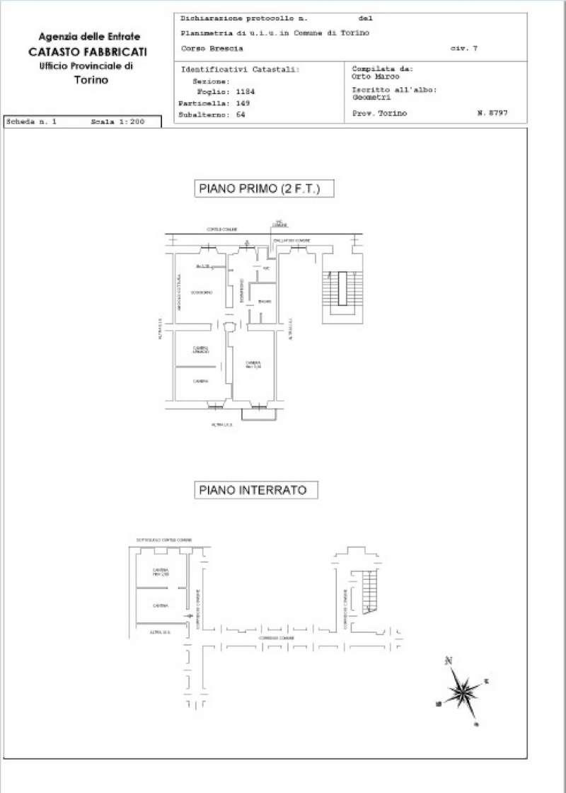 Torino Torino Vendita APPARTAMENTO >> alloggio affitto torino, case da affittare