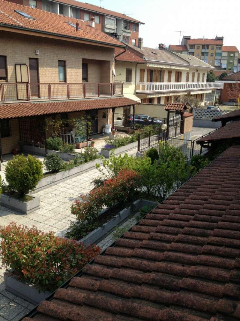 Foto 1 di Villetta a schiera via Damino Chiesa  43, Torino (zona Barriera Milano, Falchera, Barca-Bertolla)