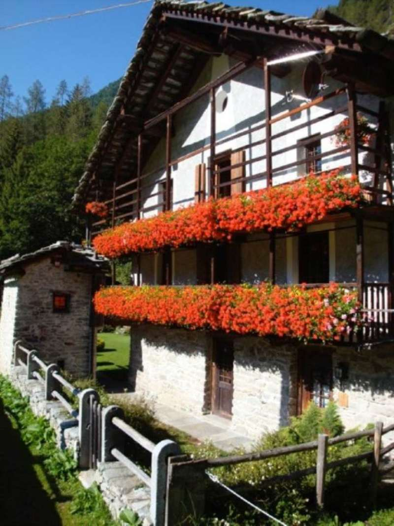 Casa Vendita Gressoney-saint-jean