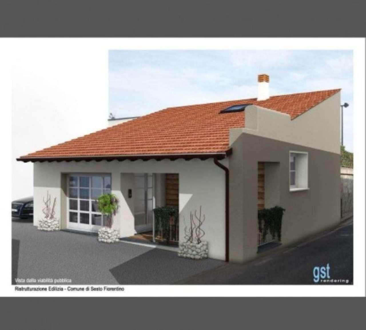 Soluzione Indipendente in vendita a Sesto Fiorentino, 4 locali, prezzo € 230.000 | Cambio Casa.it