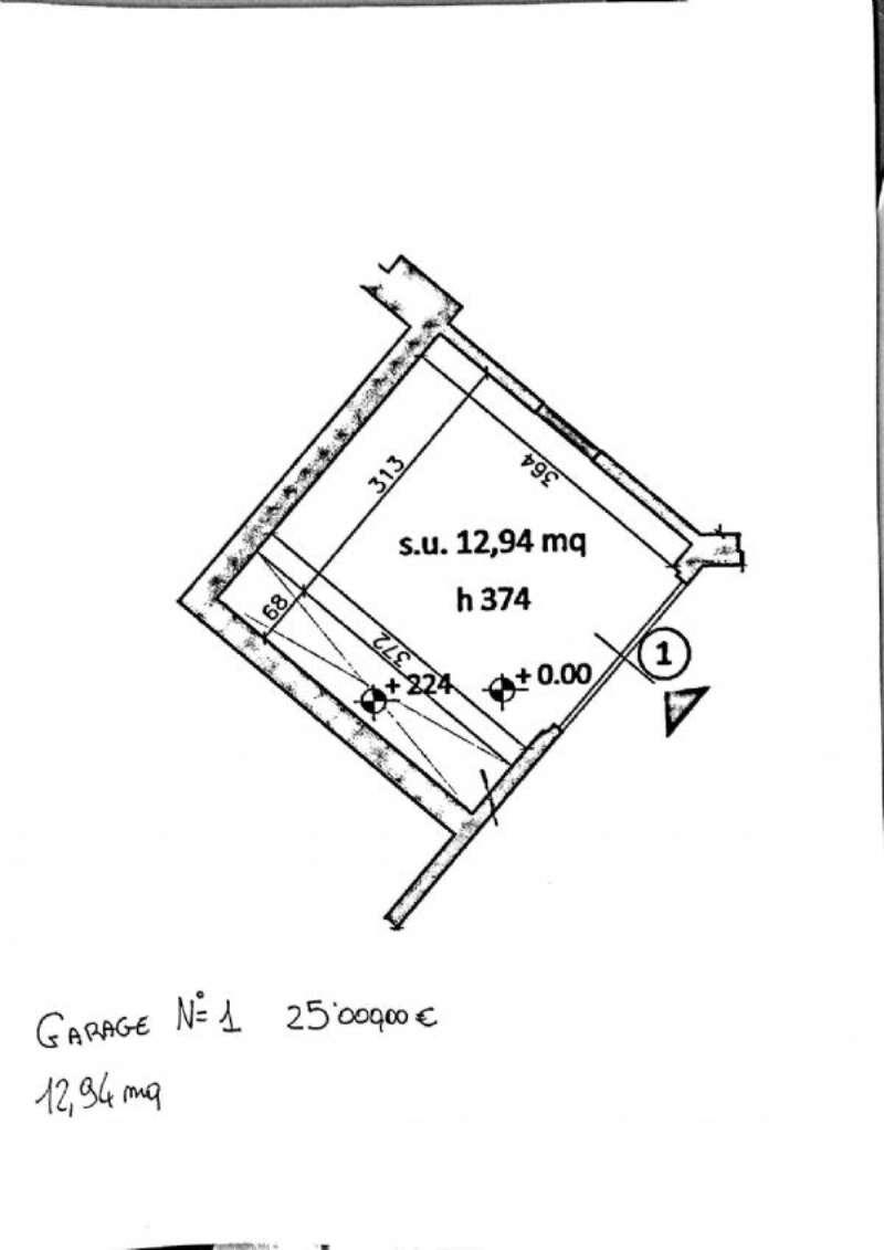 Box / Garage in vendita a Firenze, 9999 locali, zona Zona: 1 . Castello, Careggi, Le Panche, prezzo € 25.000 | Cambio Casa.it