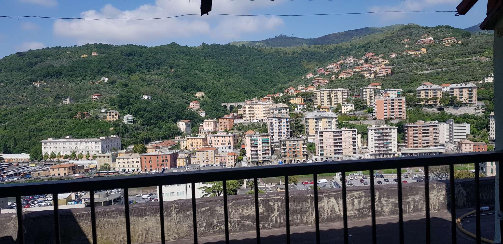 Foto 1 di Monolocale via Mogadiscio, Genova (zona Sant'Eusebio)