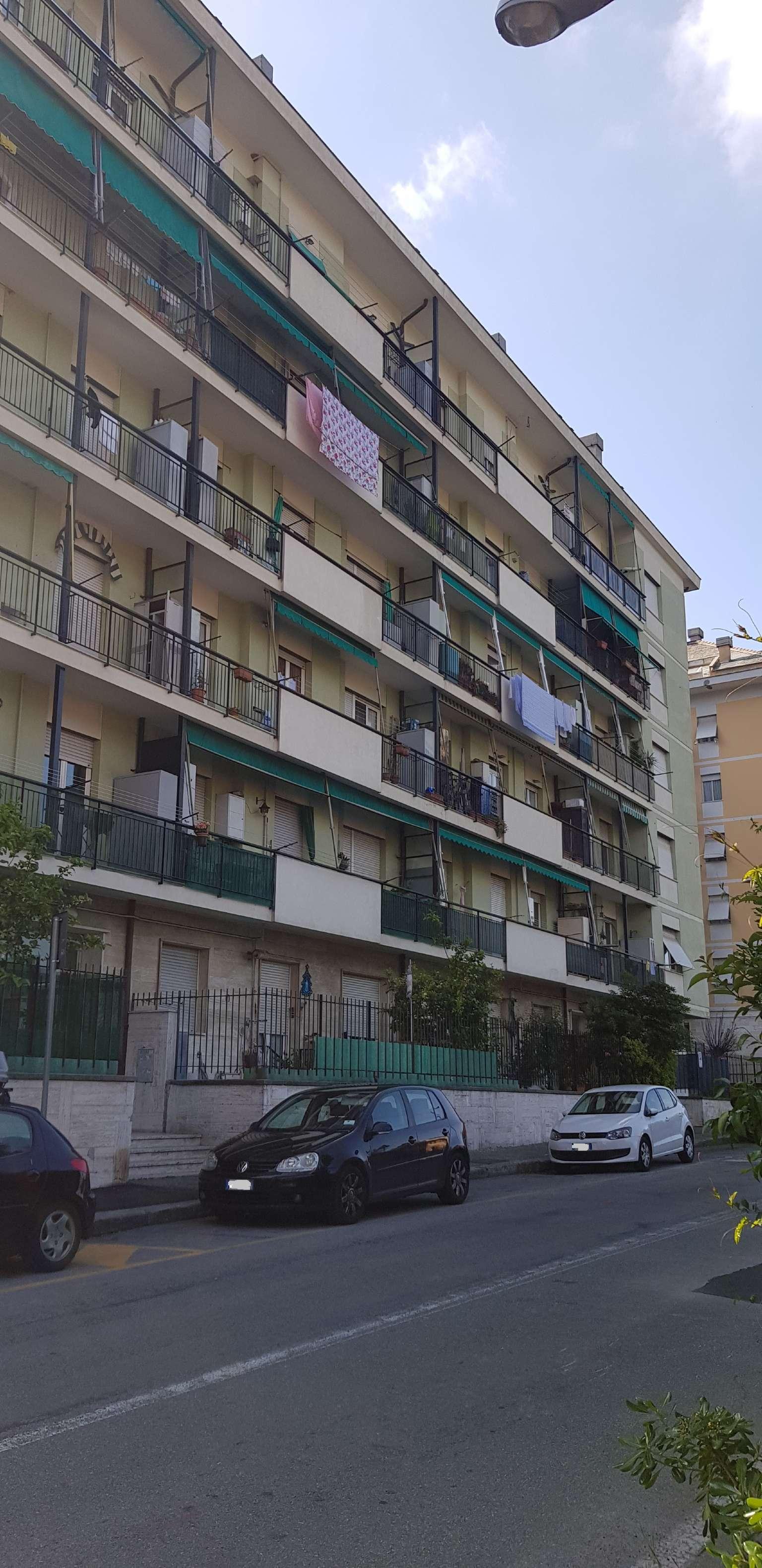Foto 1 di Bilocale via Mogadiscio, Genova (zona Sant'Eusebio)