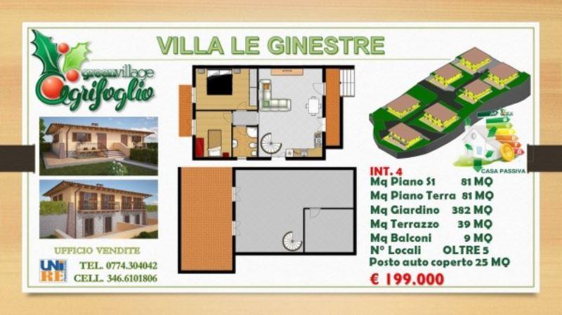 Villa in vendita a Marcellina, 9999 locali, Trattative riservate | Cambio Casa.it