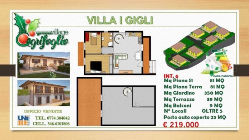 Villa in vendita a Marcellina, 9999 locali, prezzo € 219.000 | Cambio Casa.it