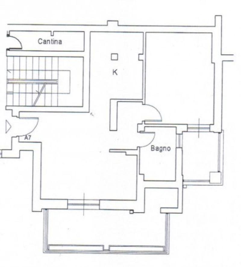 Appartamento in vendita a Sant'Angelo Romano, 9999 locali, prezzo € 95.000 | Cambio Casa.it