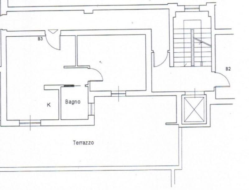 Appartamento in vendita a Sant'Angelo Romano, 9999 locali, prezzo € 99.000 | Cambio Casa.it