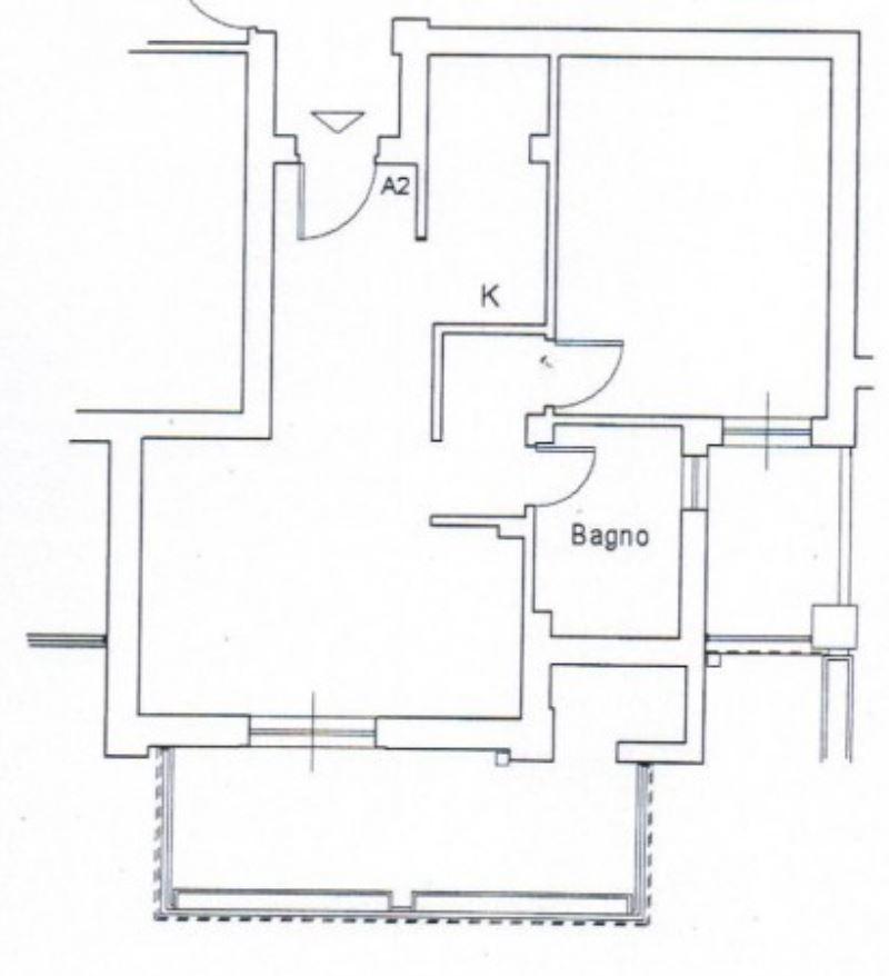 Appartamento in vendita a Sant'Angelo Romano, 9999 locali, prezzo € 115.000 | Cambio Casa.it