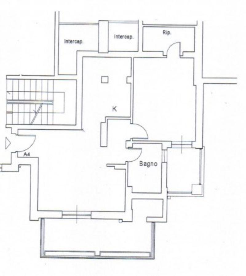 Appartamento in vendita a Sant'Angelo Romano, 9999 locali, prezzo € 117.000 | Cambio Casa.it