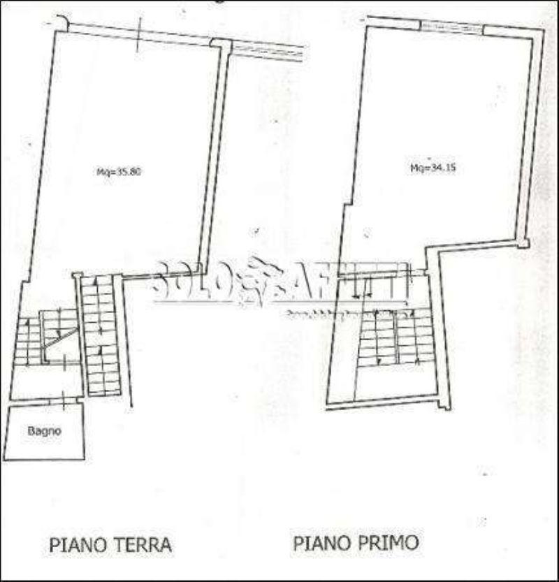 Negozio / Locale in affitto a Pistoia, 3 locali, prezzo € 900 | CambioCasa.it