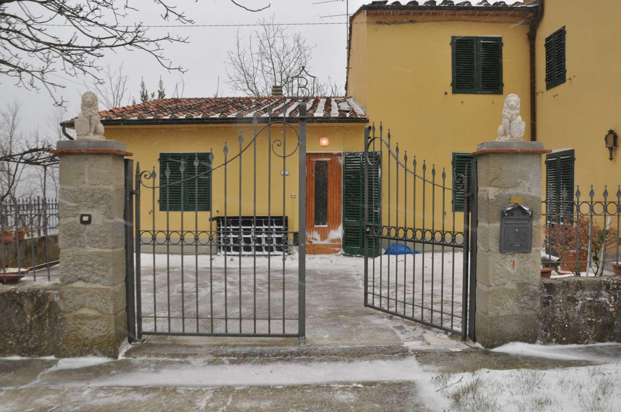 Soluzione Indipendente in affitto a Pistoia, 4 locali, prezzo € 400 | Cambio Casa.it