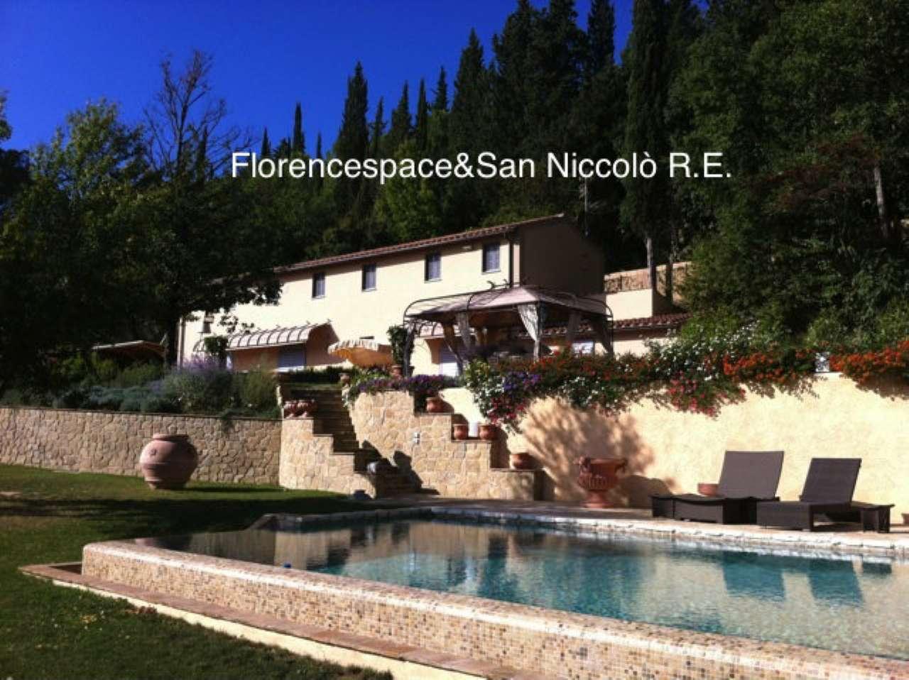 Villa in vendita a Tavarnelle Val di Pesa, 8 locali, prezzo € 1.550.000   CambioCasa.it