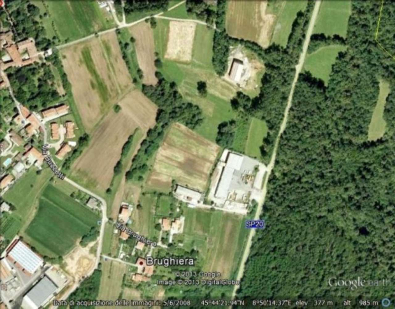Terreno Agricolo in vendita a Caronno Varesino, 9999 locali, prezzo € 15.000 | Cambio Casa.it