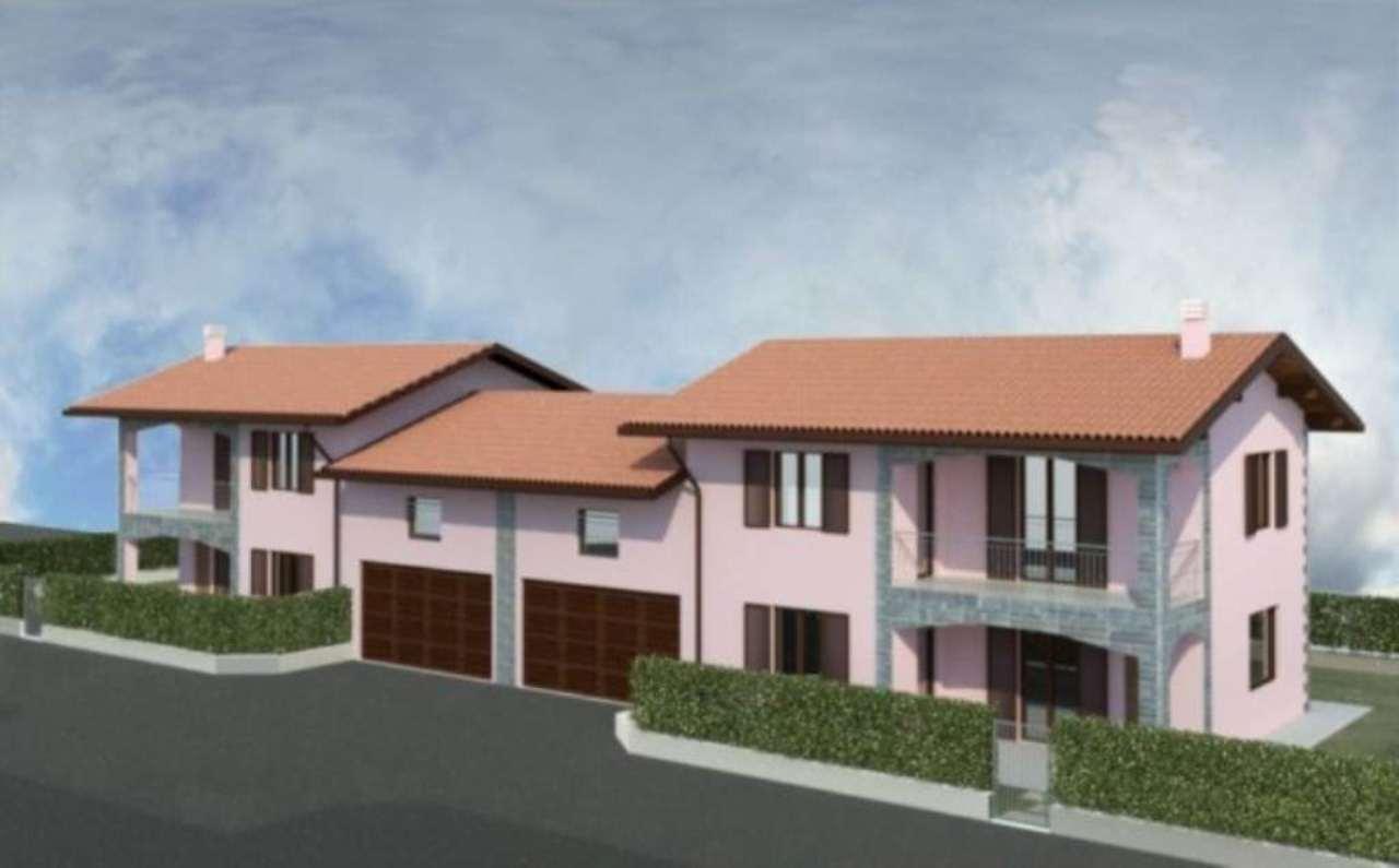 Villa in vendita a Carnago, 6 locali, prezzo € 320.000 | Cambio Casa.it