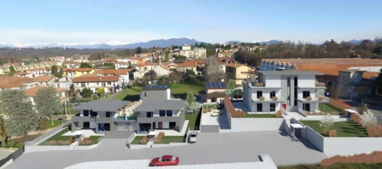 Villa Bifamiliare in vendita a Carnago, 5 locali, prezzo € 450.000 | Cambio Casa.it