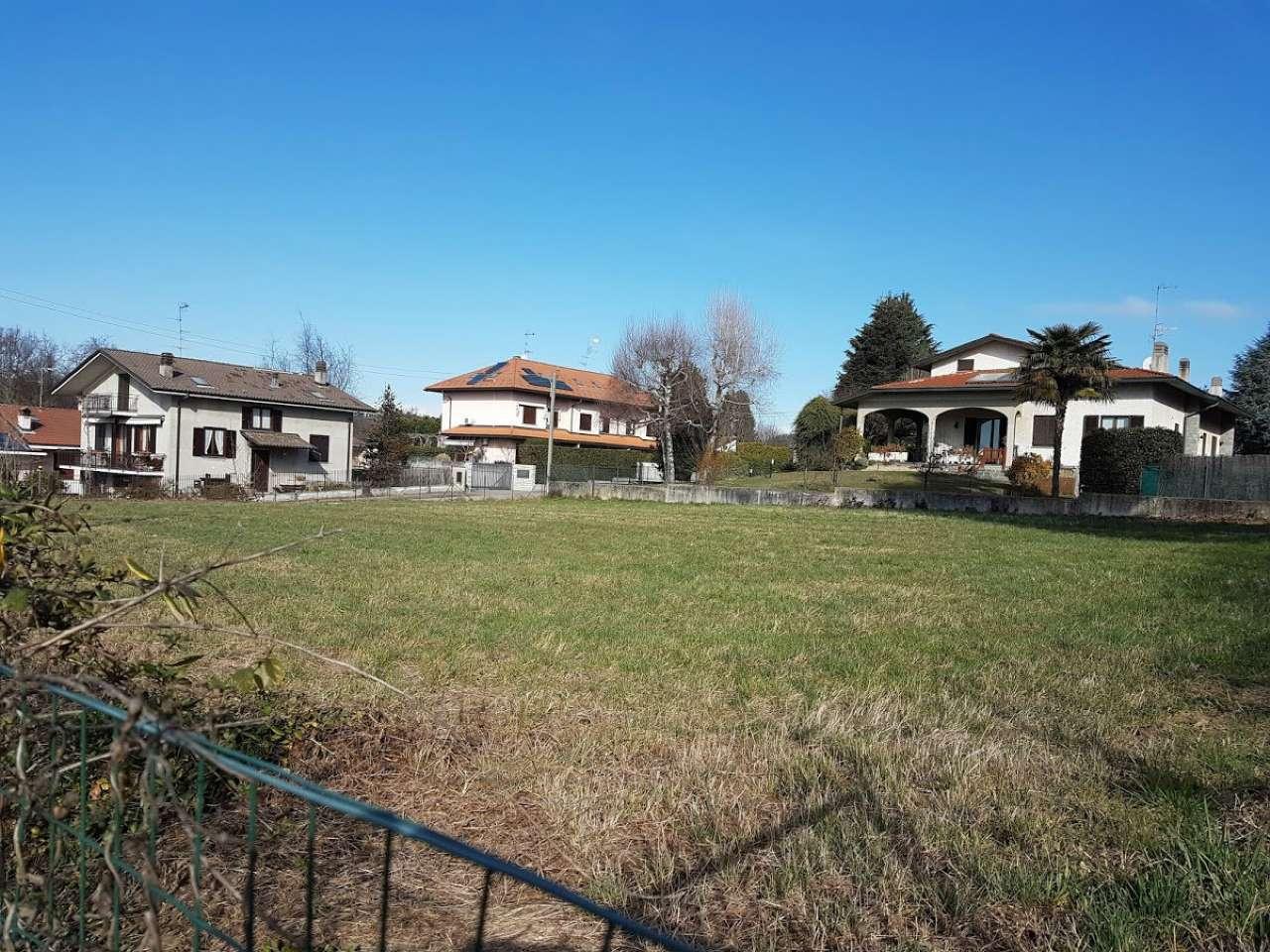 Terreno Edificabile Residenziale in Vendita a Albizzate
