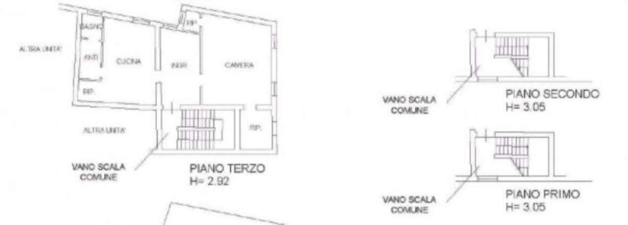 Vendita  bilocale Venezia Calle Del Magazen 1 935336
