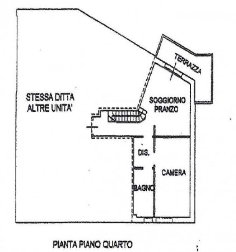 Vendita  bilocale Venezia Piazzetta Della Pace 1 935337
