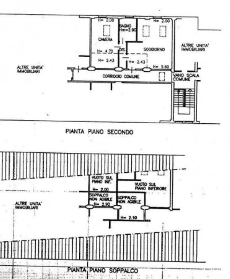Vendita  bilocale Venezia Via Castellana 1 932556