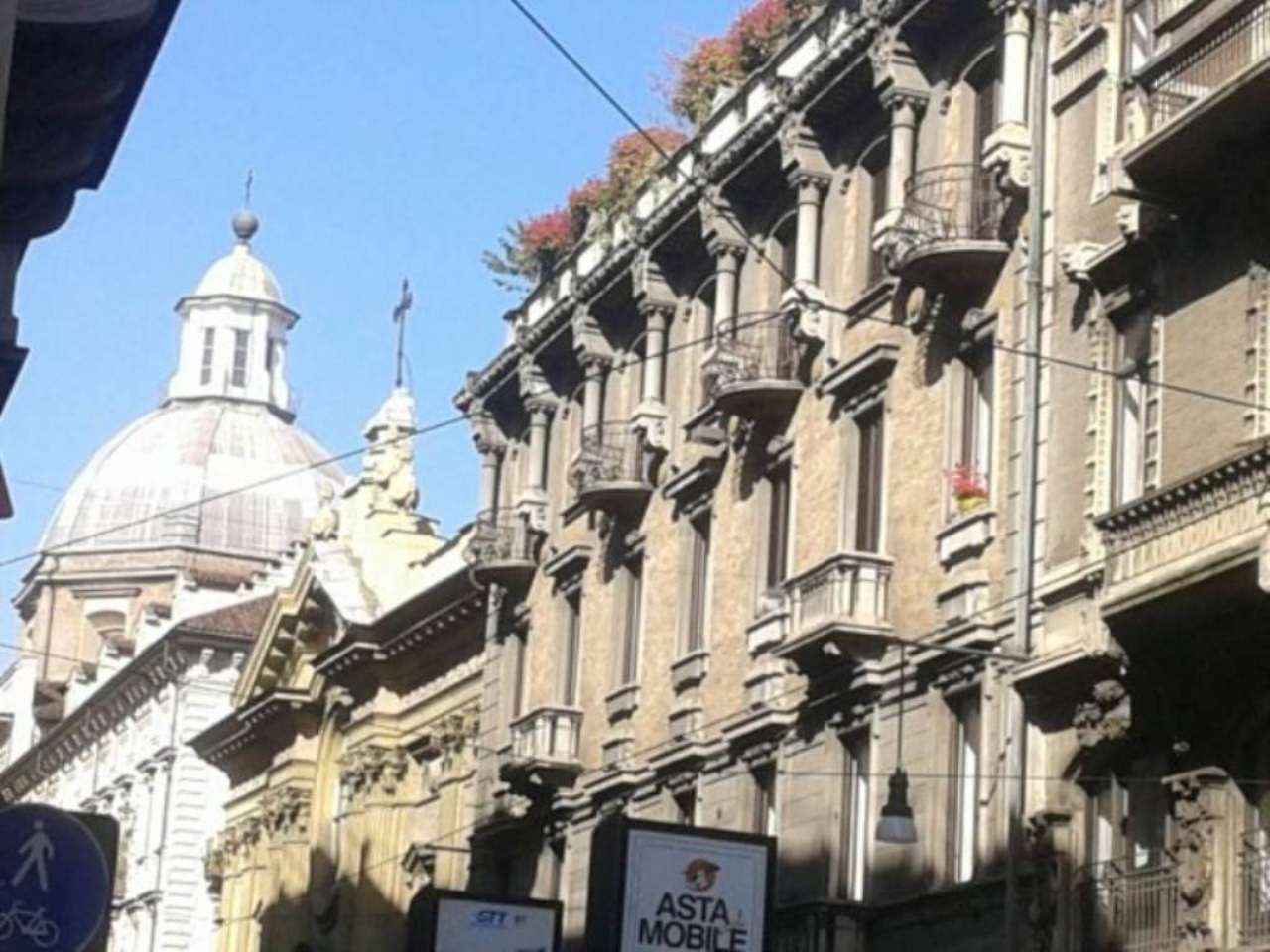 Negozio / Locale in affitto a Torino, 6 locali, zona Zona: 1 . Centro, Quadrilatero Romano, Repubblica, Giardini Reali, prezzo € 5.000 | CambioCasa.it