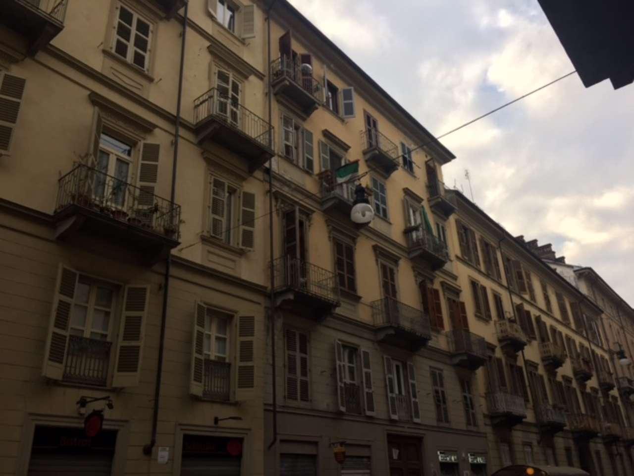 Attico / Mansarda in affitto a Torino, 1 locali, zona Zona: 3 . San Salvario, Parco del Valentino, prezzo € 250   Cambio Casa.it