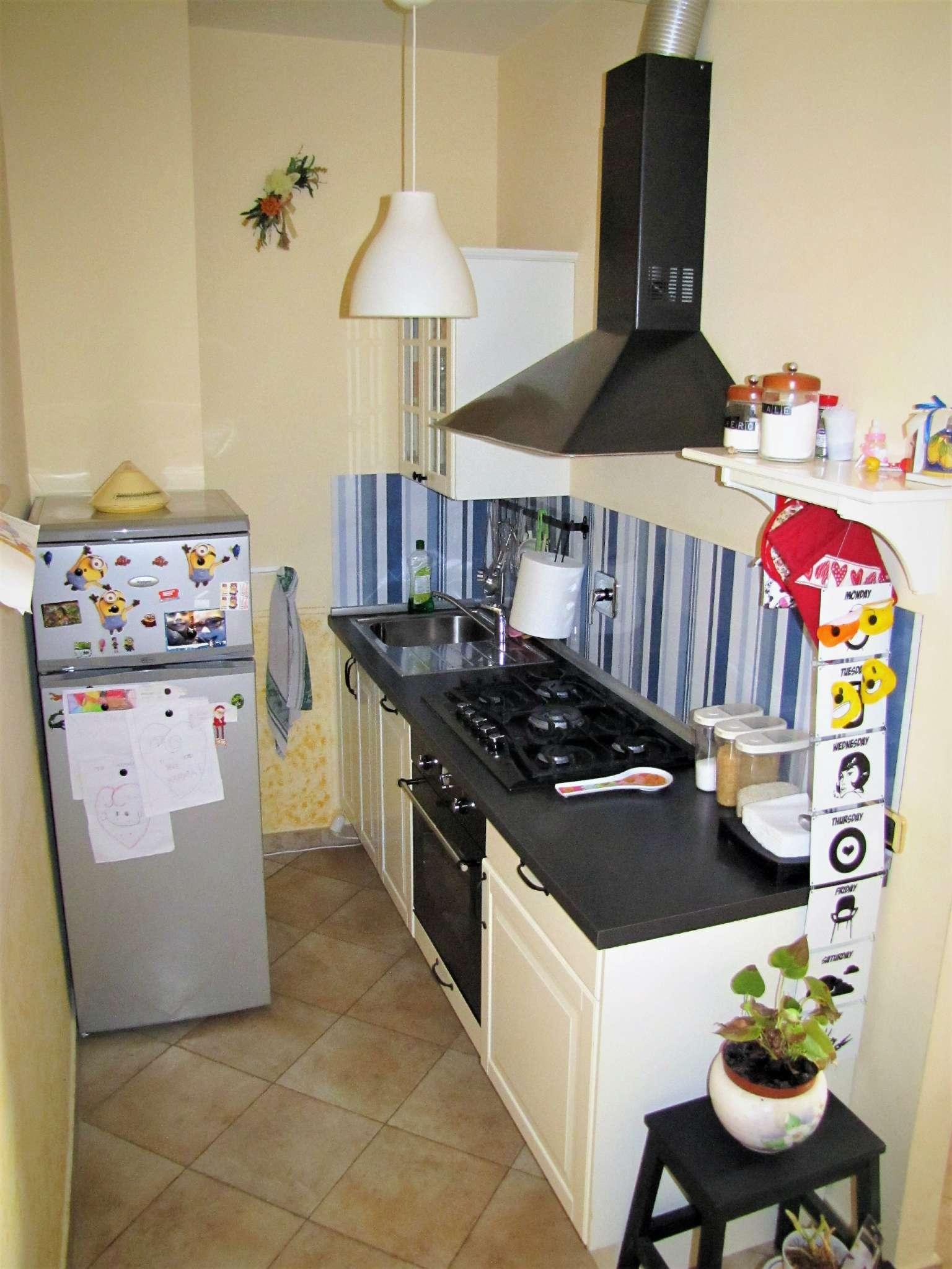 Foto 8 di Villa a Schiera via MITTA 6, Roma (zona Finocchio - Torre Gaia - Tor Vergata)