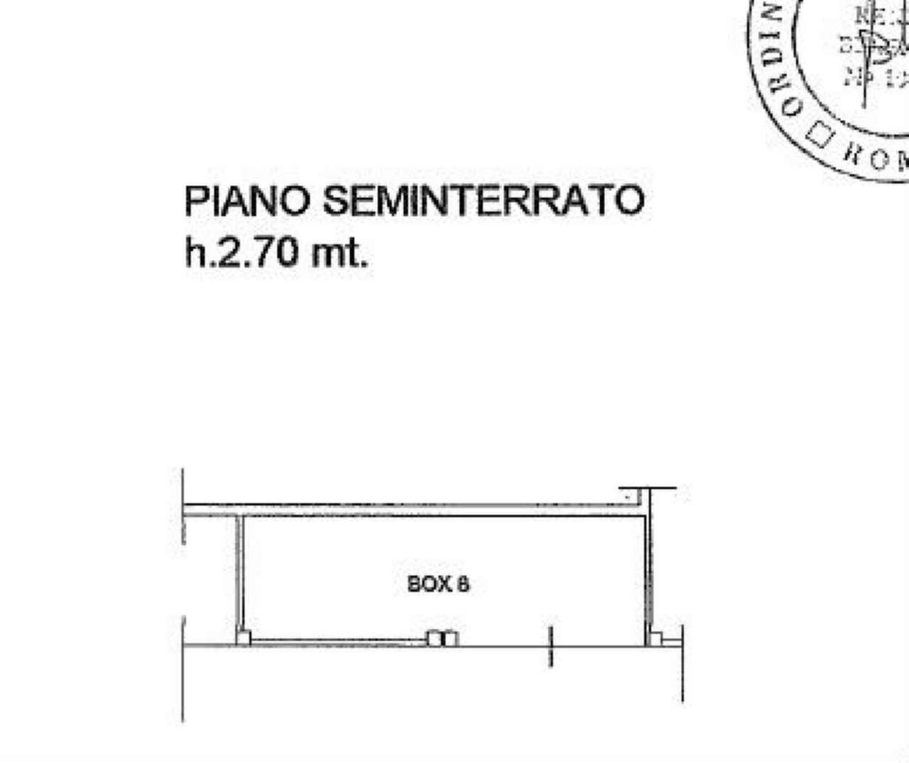 Foto 22 di Villa a Schiera via MITTA 6, Roma (zona Finocchio - Torre Gaia - Tor Vergata)
