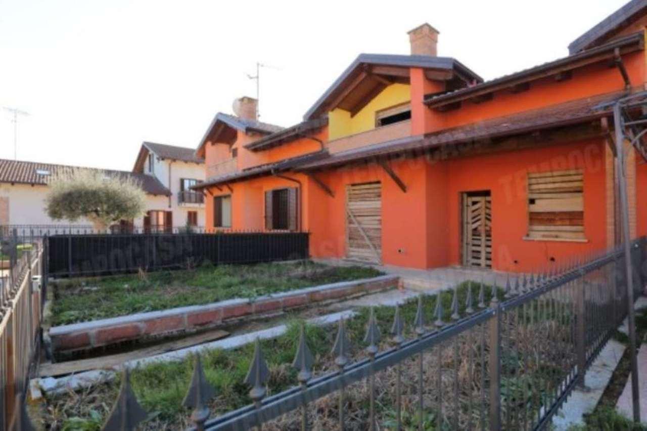 Villa a Schiera in vendita a Torrazza Piemonte, 6 locali, prezzo € 219.000 | Cambio Casa.it