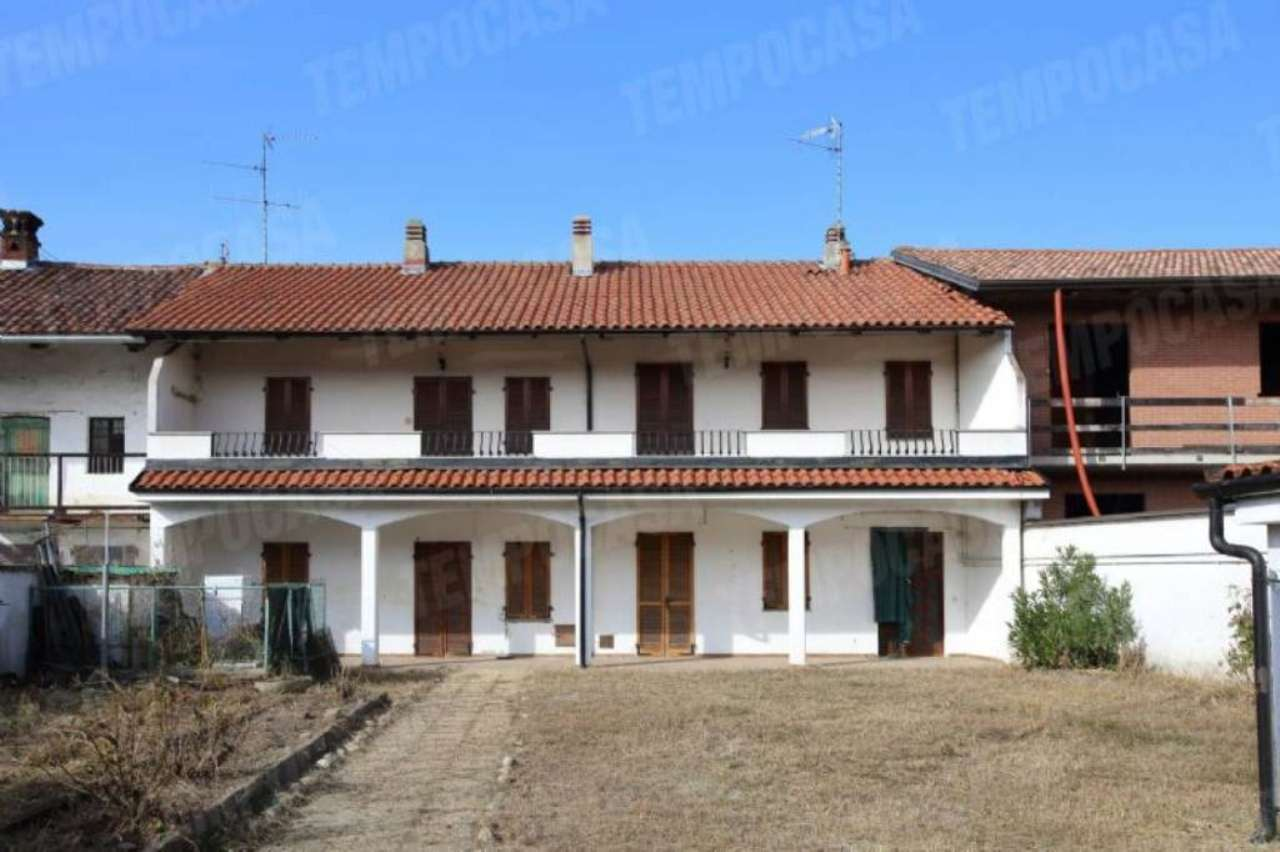 Soluzione Indipendente in vendita a Rondissone, 5 locali, prezzo € 158.000 | Cambio Casa.it