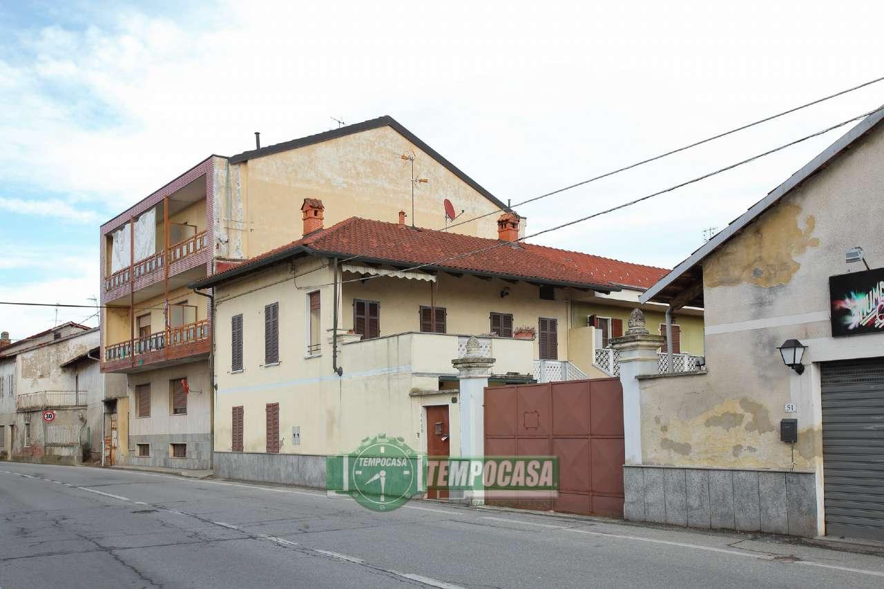 Soluzione Indipendente in vendita a Rondissone, 4 locali, prezzo € 115.000 | Cambio Casa.it