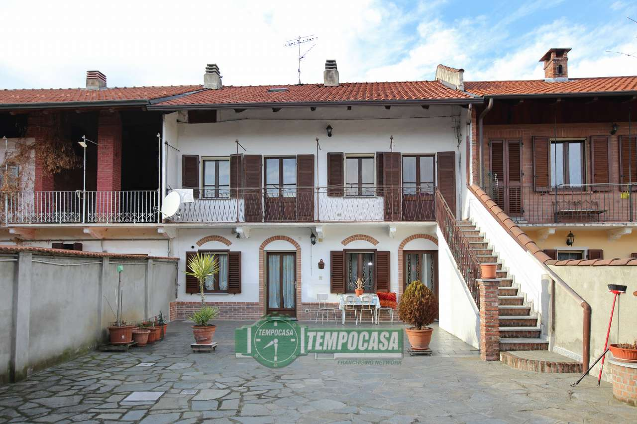 Soluzione Indipendente in vendita a Rondissone, 4 locali, prezzo € 140.000   Cambio Casa.it