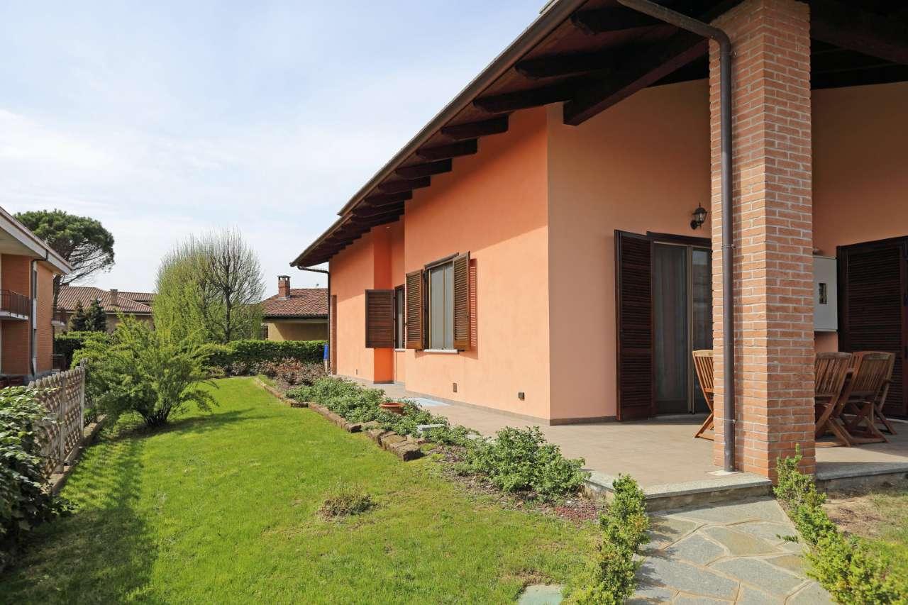 Soluzione Indipendente in Vendita a Torrazza Piemonte