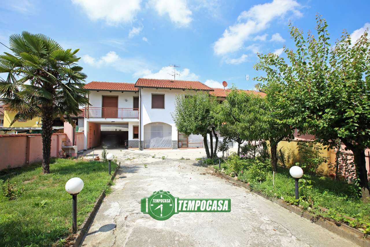 Soluzione Indipendente in vendita a Verolengo, 6 locali, prezzo € 161.000 | CambioCasa.it