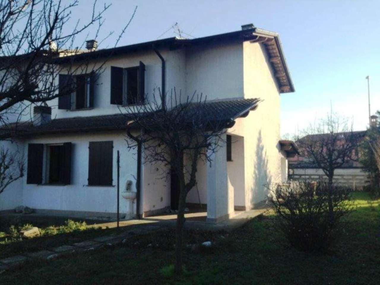 Villa a Schiera in vendita a Montodine, 4 locali, prezzo € 140.000 | Cambio Casa.it