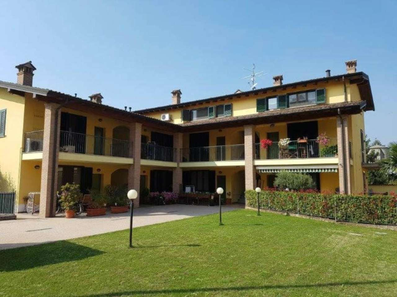 Appartamento in vendita a Ripalta Cremasca, 3 locali, prezzo € 125.000 | Cambio Casa.it
