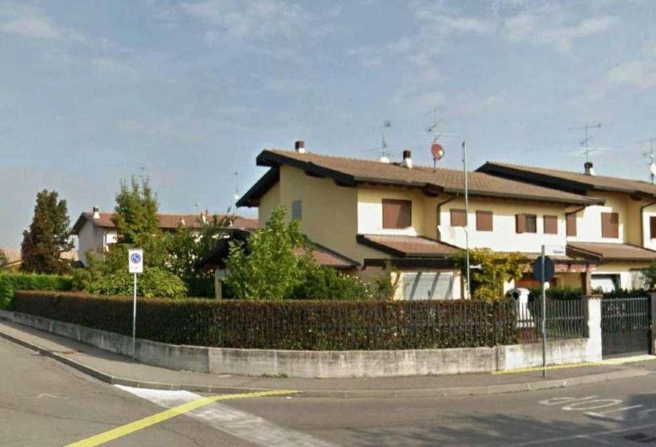 Villa a Schiera in vendita a Crema, 4 locali, prezzo € 165.000 | Cambio Casa.it