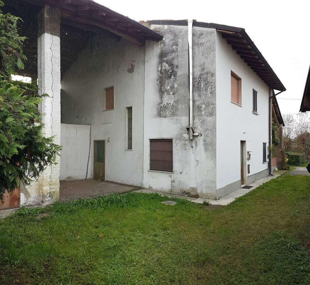 Soluzione Indipendente in vendita a Palazzo Pignano, 5 locali, prezzo € 130.000 | Cambio Casa.it