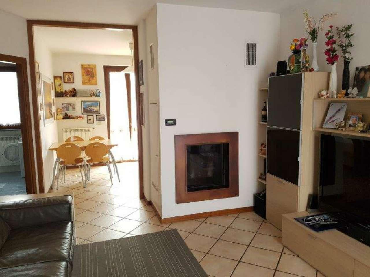 Villa a Schiera in vendita a Vaiano Cremasco, 4 locali, prezzo € 199.000 | Cambio Casa.it