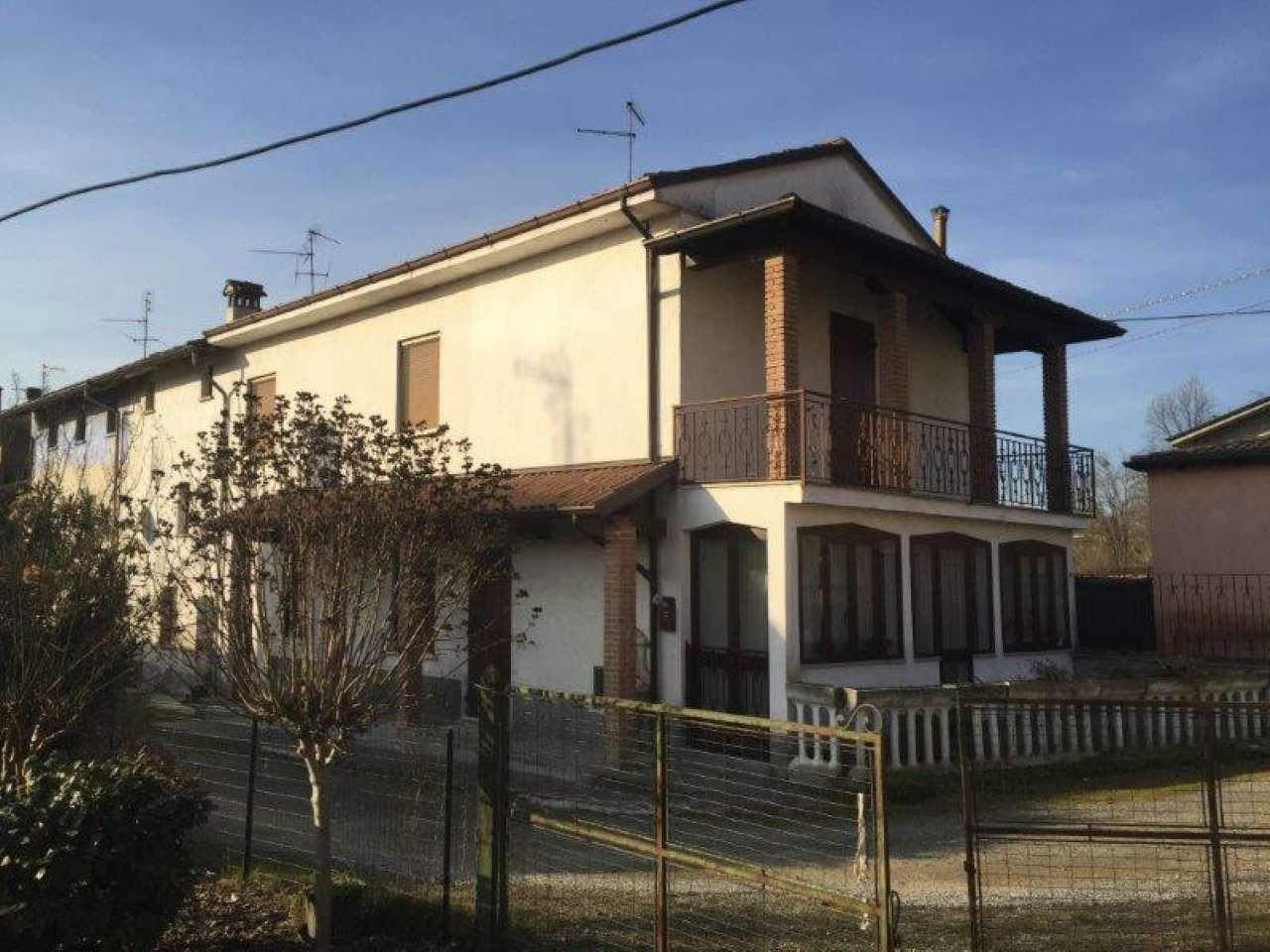 Soluzione Indipendente in vendita a Moscazzano, 4 locali, prezzo € 90.000 | CambioCasa.it