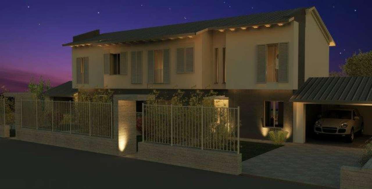 Villa Bifamiliare in vendita a Montodine, 5 locali, Trattative riservate | CambioCasa.it