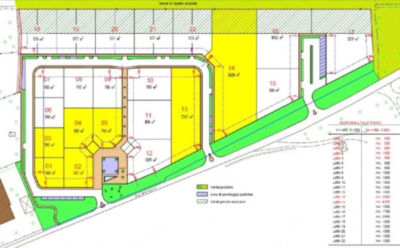 Terreno Edificabile Residenziale in vendita a Codogno, 9999 locali, prezzo € 50.000 | Cambio Casa.it