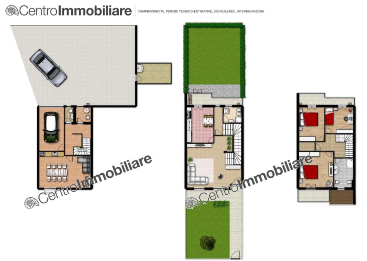 Soluzione Indipendente in vendita a Jesolo, 17 locali, prezzo € 220.000 | Cambio Casa.it