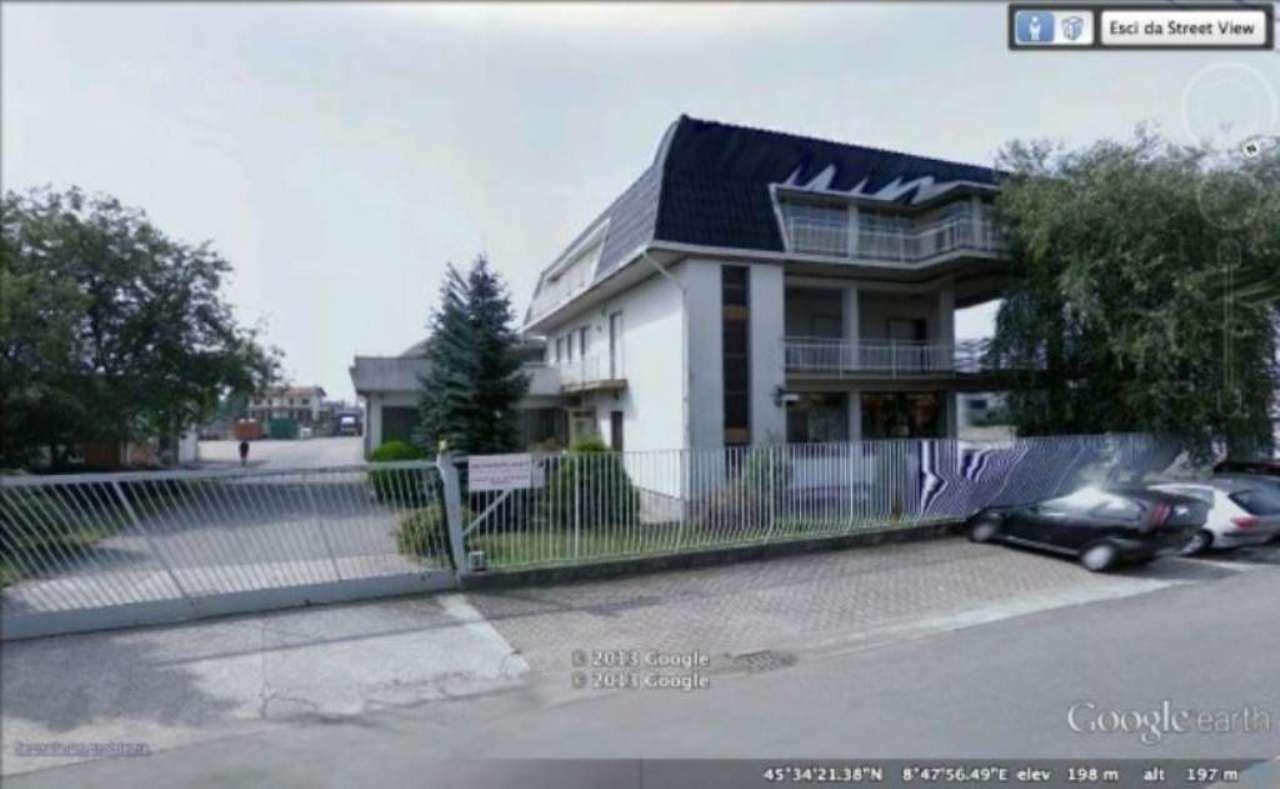 Capannone in vendita a Magnago, 6 locali, Trattative riservate | Cambio Casa.it