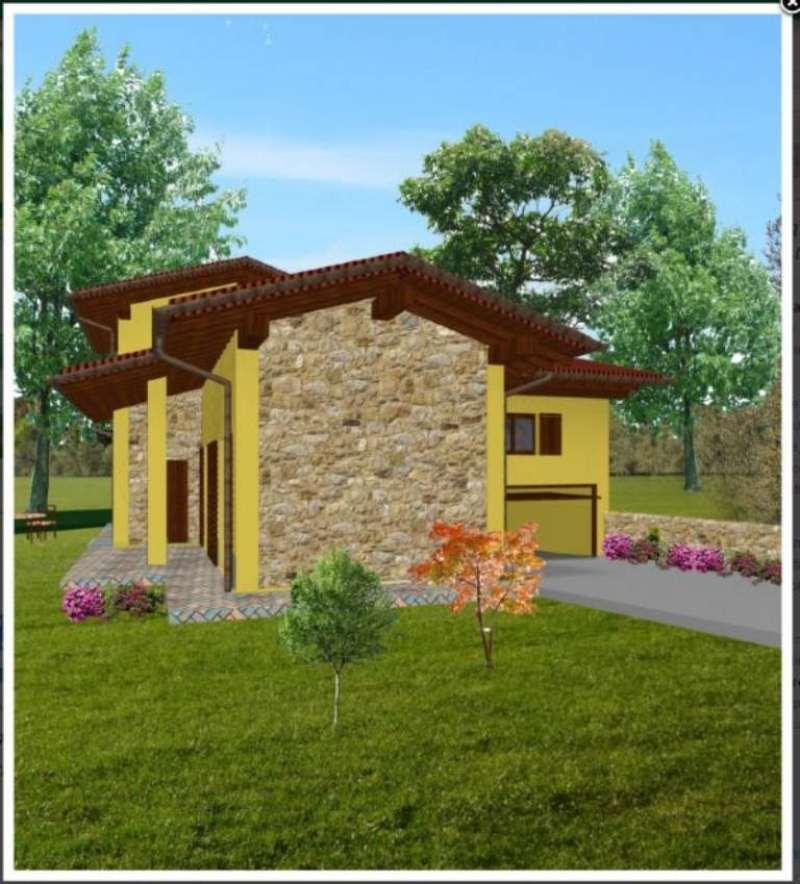 Villa in vendita a Somma Lombardo, 3 locali, prezzo € 258.000 | Cambio Casa.it
