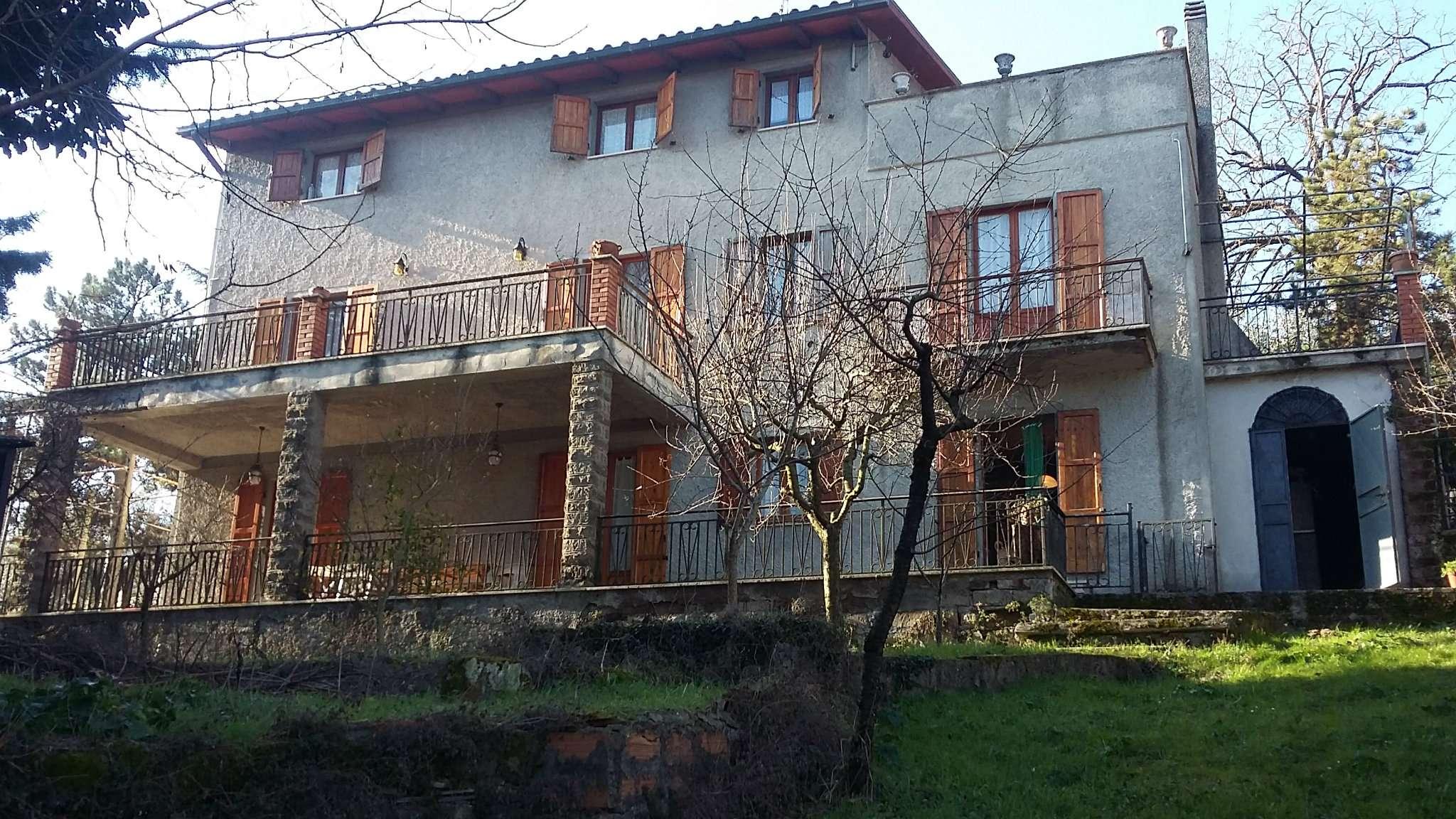 Soluzione Indipendente in vendita a Baschi, 7 locali, prezzo € 500.000 | Cambio Casa.it